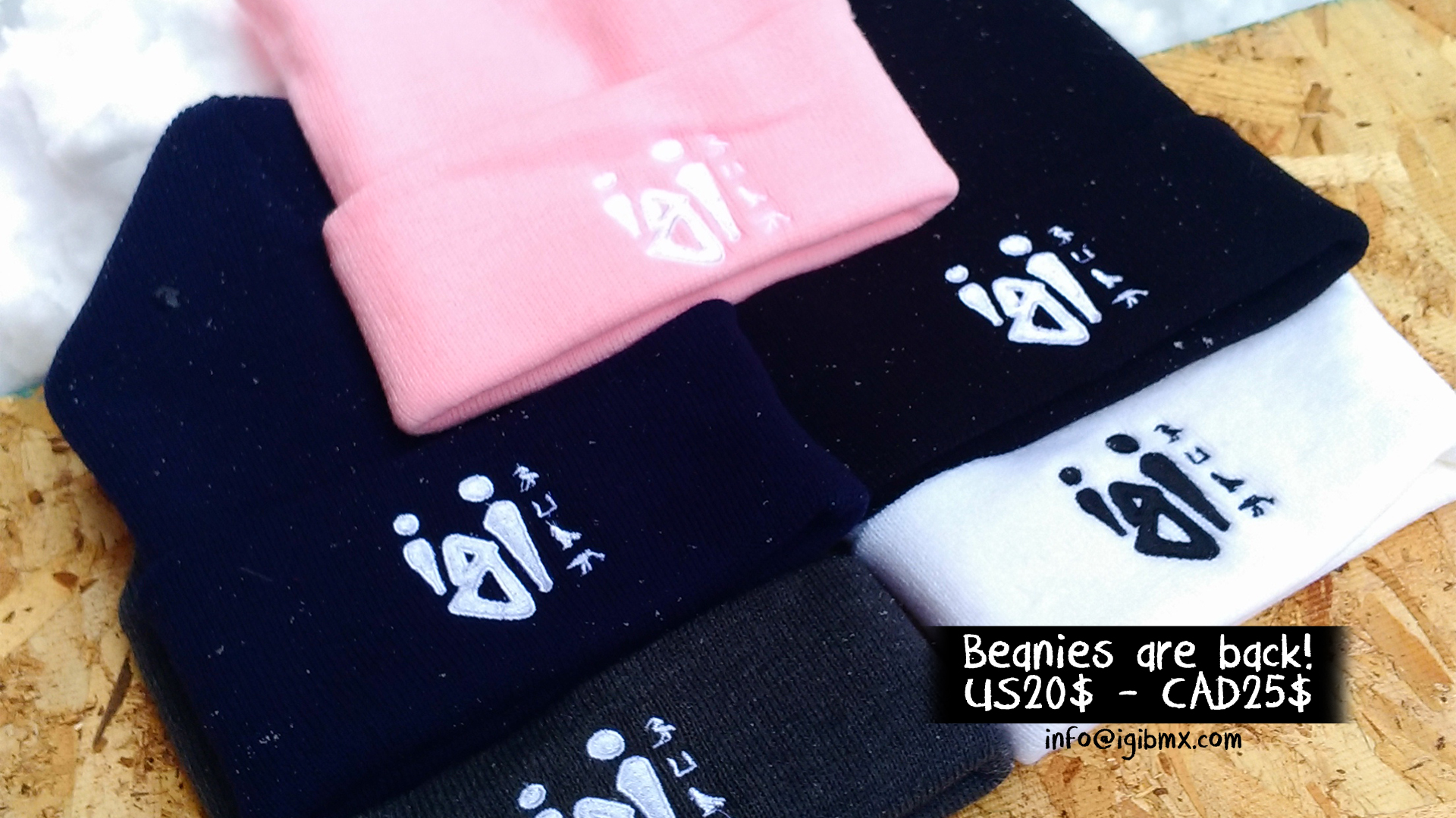 beanies for front page