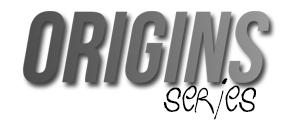 origin series