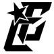 black FEC logo