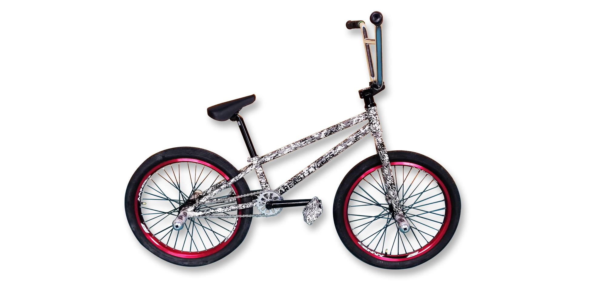 complete bike