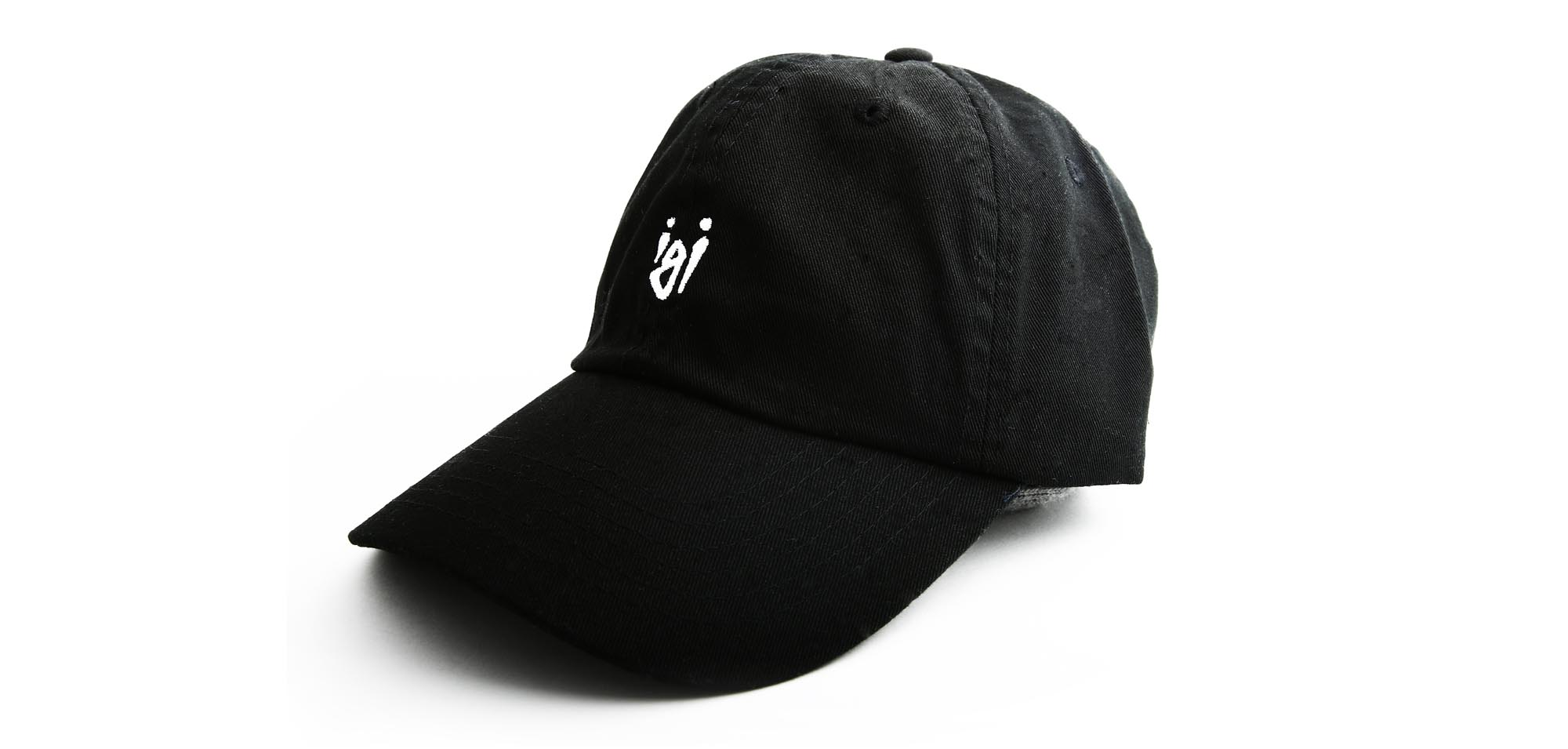 black daddy hat