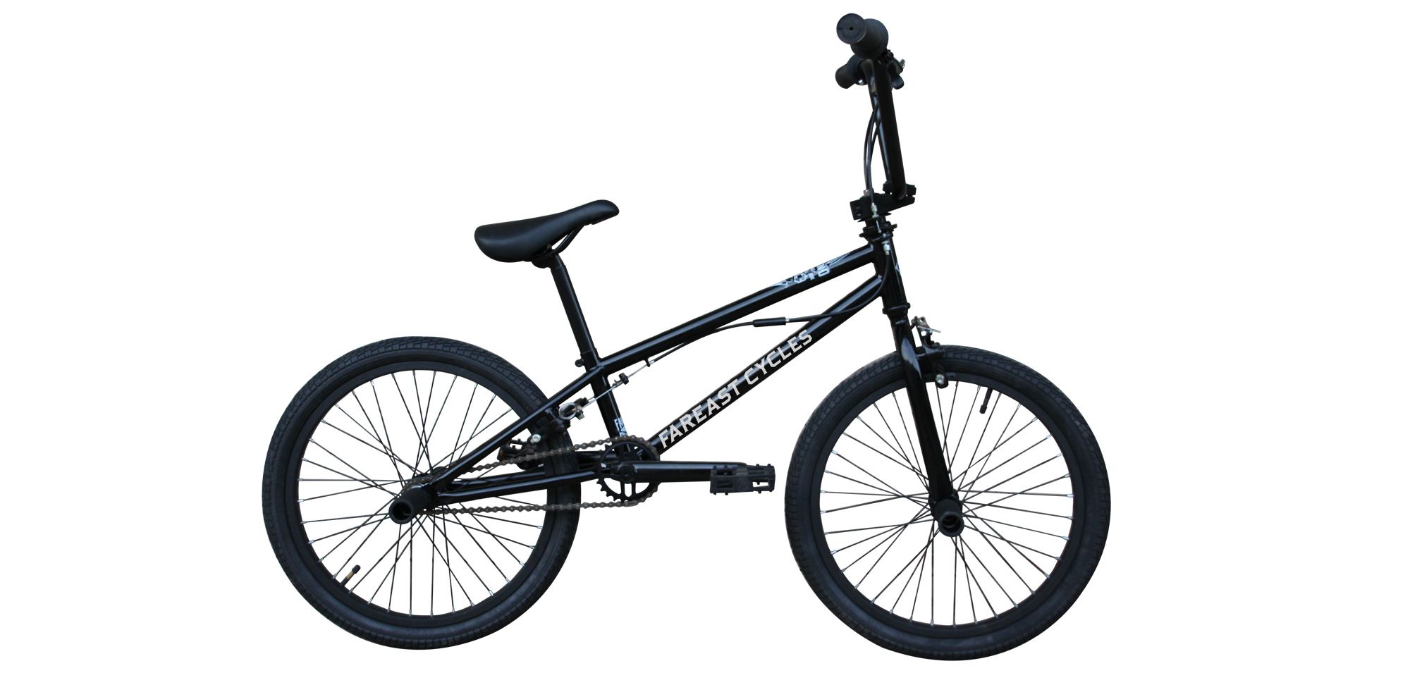 ADULTS BIKE BLACK